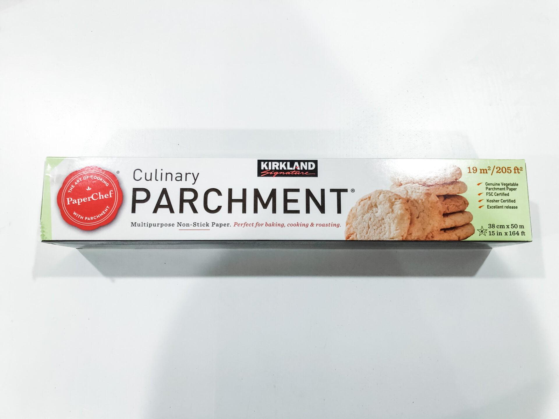 Does Kirkland parchment paper contain PFAS?