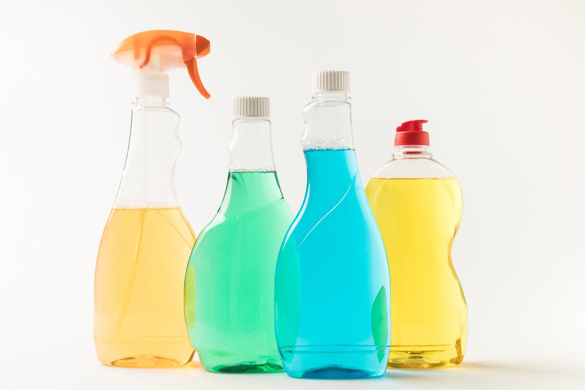 Quats used in disinfectants