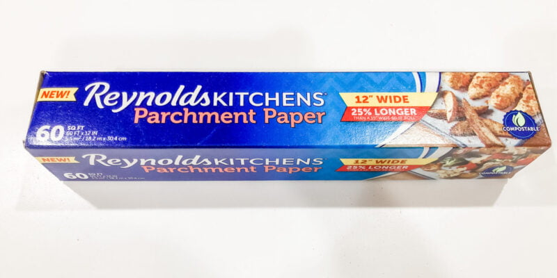 Reynolds Kitchen Parchment Paper--PFAS Results From Certified Lab