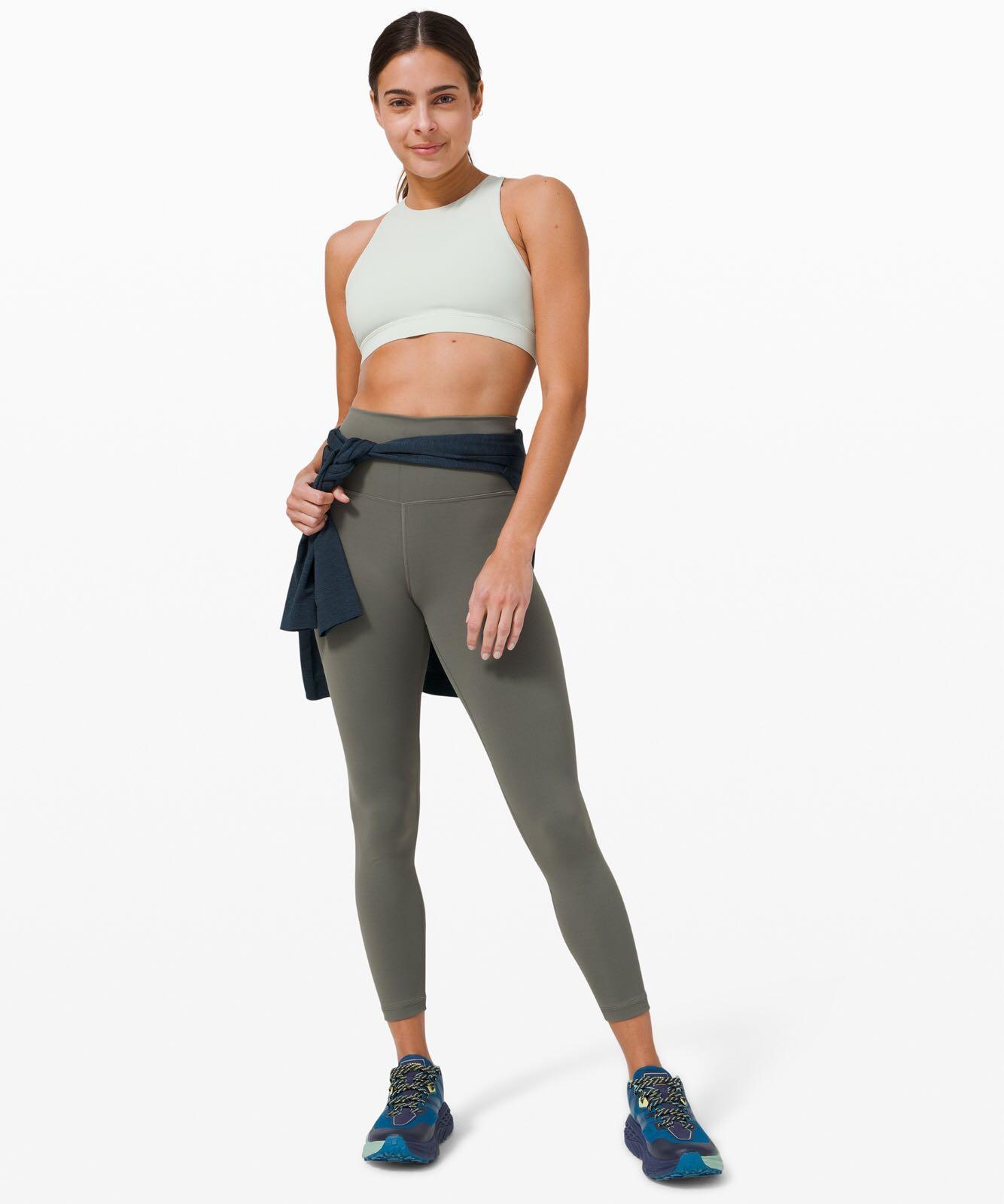 Lululemon wunder train athletic pants PFAS testing