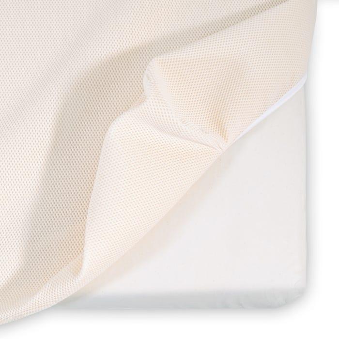 Naturepedic crib mattress cover