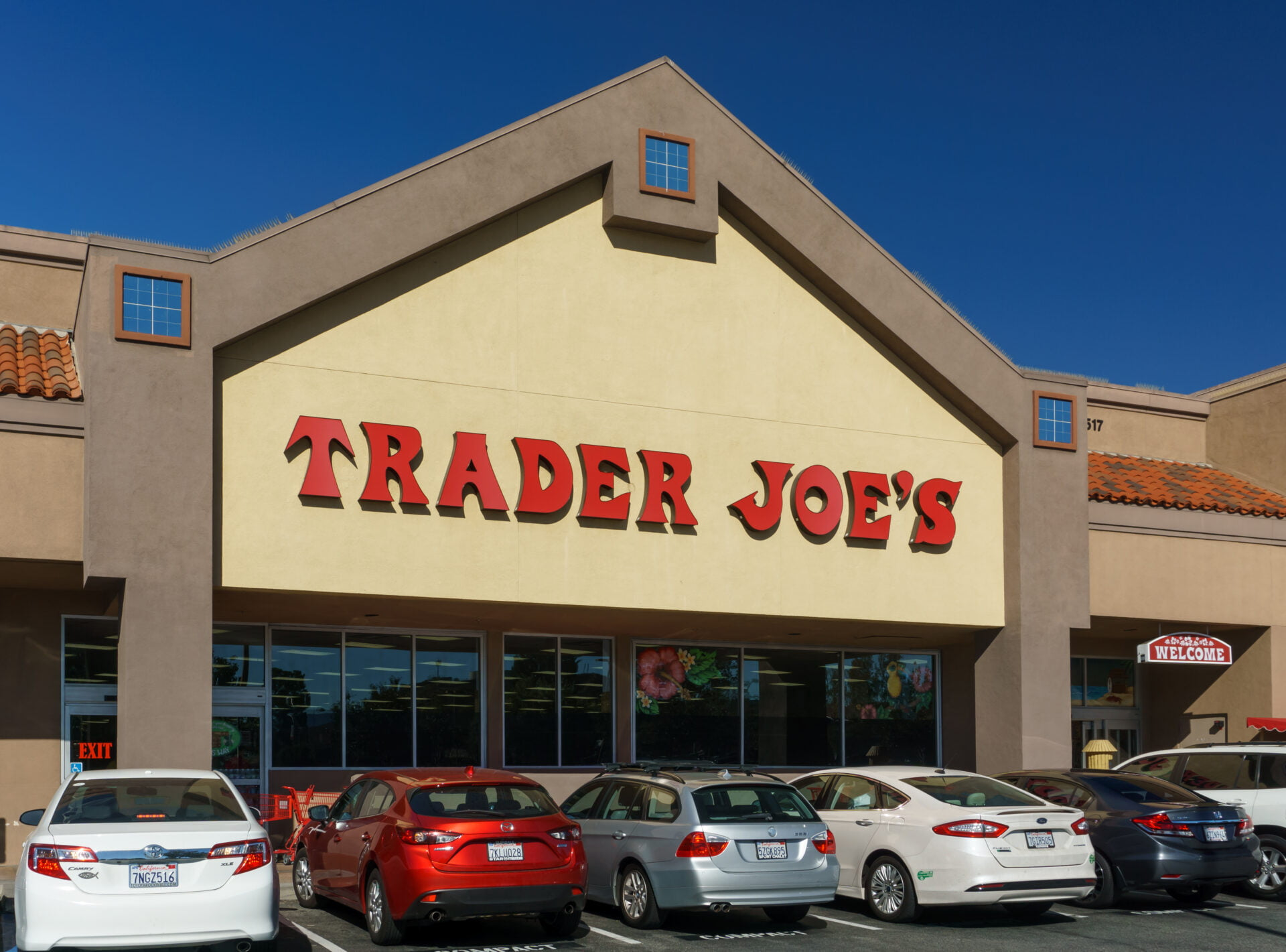 Trader Joes in Santa Clarita California