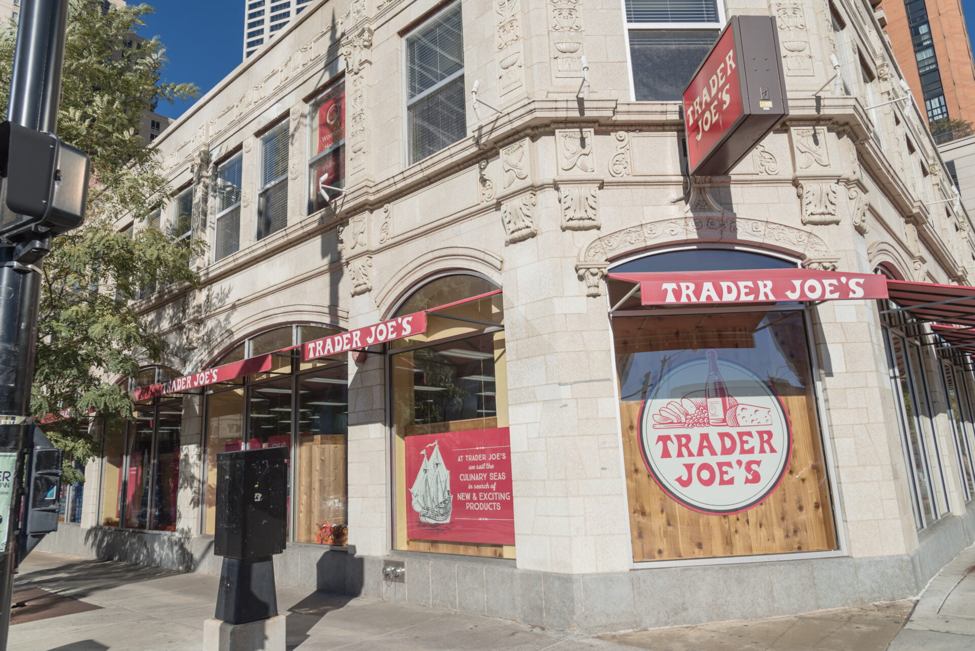 Trader joes in Chicago, Illinois
