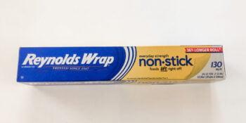 "Reynolds Non-Stick Aluminum Foil PFAS ""Forever Chemical"" Testing"